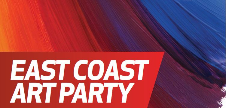East Coast Art Party Events